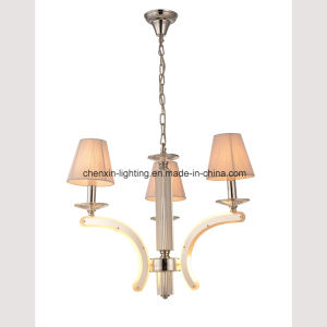 Luxury Decoration Residential Acrylic Chandelier Hanging Lamp pictures & photos