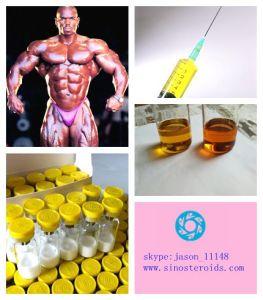 Pharmaceutical Manufacturer Methenolone Enanthate CAS: 303-42-4 pictures & photos