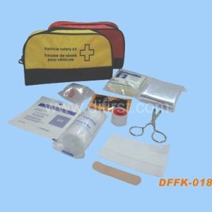 Home / Car / Outdoors First Aid Kit for Basic Treatment (DFFK-018) pictures & photos