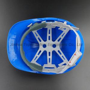 Building Material Safety Helmet Motorcycle Helmet HDPE Helmet (SH501) pictures & photos