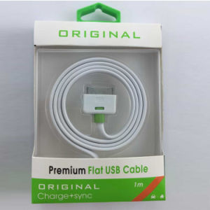 TPE Phone Accessory Charge and Data Cable for Samsung Phone pictures & photos