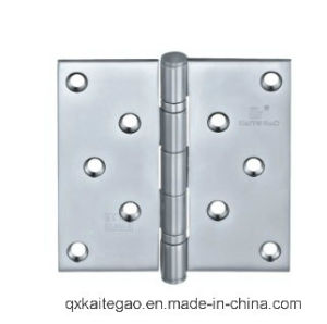 Stainless Steel Ball Bearing Practical Door Hinge (3555-2BB) pictures & photos