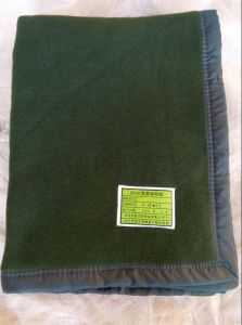 Factory Durable Wool Army Blanket (ES2072921AMA) pictures & photos