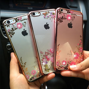 High Quality Cover TPU Mobile Phone Case for iPhone 7 pictures & photos