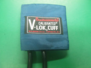 V-Lock Reusable Single&Double Tube Cuffs pictures & photos