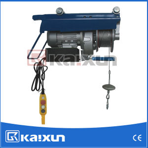 Steady Quality 100% Copper Motor Push Electric Hoist pictures & photos