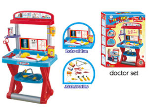 Plastic Kids Doctor Play Set Toys (H3775090) pictures & photos
