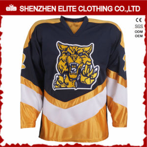 2016 Funny USA Sublimated Hockey Jerseys pictures & photos