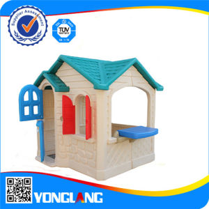 China Kids Plastic Playhouse Indoor Playground Equipment (YL-HS007) pictures & photos