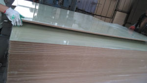 UV MDF for Kitchen/High Glossy UV Coated Board pictures & photos
