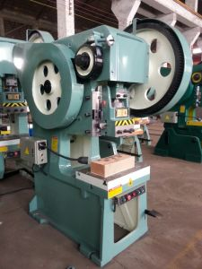 J21-100t Deep Throat Punching Machine for Sale pictures & photos