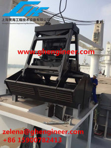 Wireless Remote Control Single Rope Grab for Handing Bulk Material pictures & photos