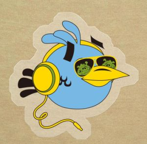 Heat Transfer Stickers for Cartoons pictures & photos