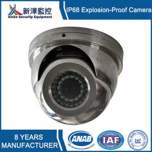 Explosion-Proof Infrared Dome Camera for Mining