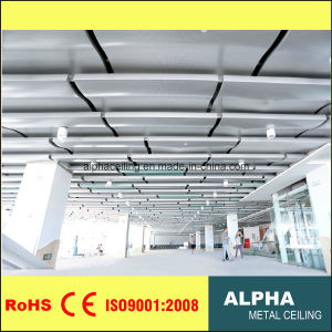 Aluminum Metal Suspended False Decorated Preforated Shaped Ceiling Panel pictures & photos