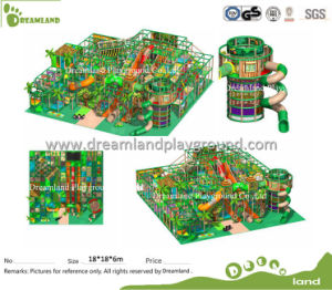 Funny Small Children Indoor Playground Equipment pictures & photos
