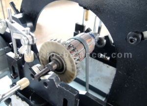 Balancing Machine for Motor Rotor pictures & photos