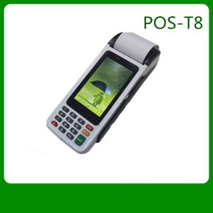 Mobile Payment Handheld Barcode POS Terminal Point of Sale and Electronic Cash Register pictures & photos
