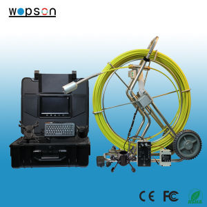 Color, 60m Cable, Recording, Counting, Sewer Video Pipe Camera pictures & photos