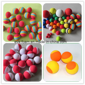 2016 Hot High-Elastic 6cm 9cm EVA Foam Massage Ball pictures & photos