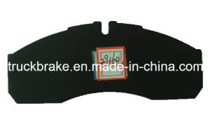 for Mercedes-Benz Truck Brake Pad Wva 29160/29161/29237 pictures & photos