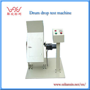 Hot Product Tester Drum Drop Test Machine Lx-8818 pictures & photos