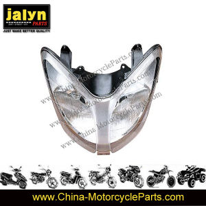 Motorcycle Parts Motorcycle Head Light for Gy6-150 pictures & photos