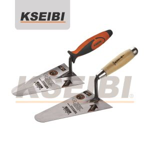 Kseibi Stainless Steel/ Multidimension Durable Narrow Tip Bricklaying Trowel pictures & photos