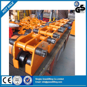 F Type Electric Chain Hoist with Electric Trolley pictures & photos