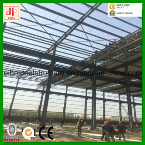 2016 Heavy Industrial Modern Steel Prefabricated Modular Frames Warehouse Building pictures & photos