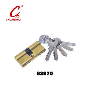 Two Side Open Lock Cylinder 82970 pictures & photos