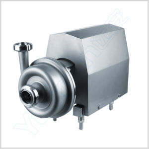 Sanitary Stainless Steel Open Impeller Centrifugal Pump pictures & photos