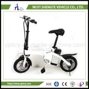 Ce Electric Small Folding Ebike Electric Bike / Bicycle pictures & photos
