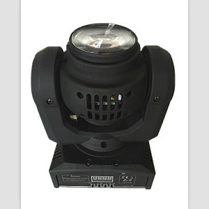 LED Double Face Beam Mini Moving Head Light