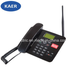 Kt2000 (66A) Sos Fixed Wireless Phone pictures & photos