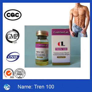 99% Factory Price Muslebuilding Steroid Hormone Injections Tren 100 pictures & photos