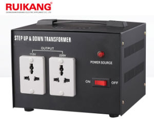 Step up and Step Down Transformer 750va pictures & photos