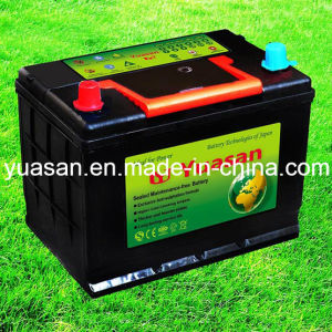 12V65ah Hot Producing Sealed Lead Acid Mf Car Battery--65D26r-Mf