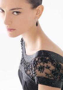 Beading Prom Dress A-Line Bridesmaid Evening Dress B04 pictures & photos