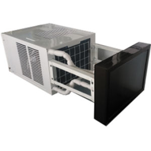 Professional Hybrid Solar Powerd Confortable Window Air Conditioner pictures & photos