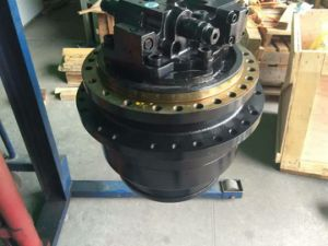 Hitachi Hydraulic Drive Final Oil Travel Motor for Excavator (EC360) pictures & photos
