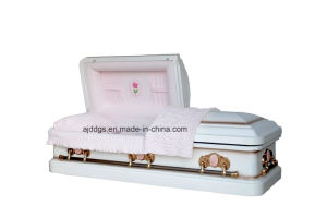 American Style Metal Casket (18319033) pictures & photos