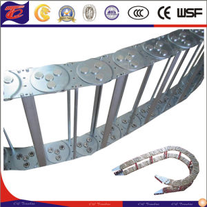 Moving Elctrical Carrier Cables Chainand Flexible Stainless Steel Conveyor Chain pictures & photos