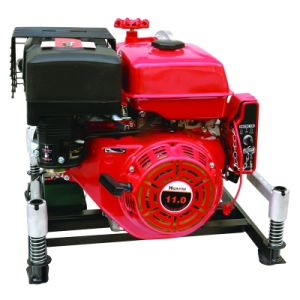 Bj-9g Air-Cooled Portable Fire Fighting Pumps with Gasoline Engine pictures & photos