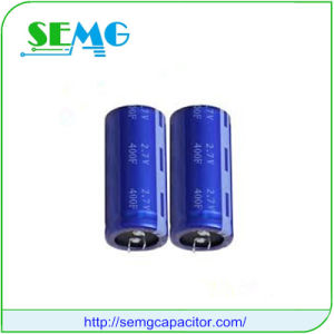 15f 2.5V Super Power Starting Capacitor Qualified by RoHS Ce pictures & photos