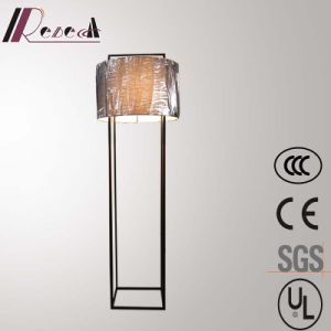 Modern Hotel Decorative Black Iron Large Standing Floor Lamp pictures & photos