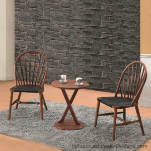Hans Wegner Solid Wood Cafe and Tea Furniture Set (SP-CT736) pictures & photos