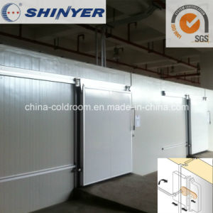 Food Cold Storage Room with Camlock Polyurethane Sandwich Panels pictures & photos