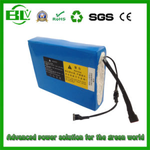 24V 10ah Storage Battery Pack Communication Base Station, Energy Storage System, Wind/Solar Energy Storage with Samsung 18650 Battery Cell in China pictures & photos