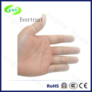 Top ESD Latex Finger Cutting Head Finger Cot Without Powder pictures & photos